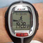 zegarek biegowy marki Polar